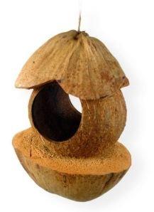 Cheap Nature's Instinct Coco Hut Feeder for Wild Birds (B001702DRA)