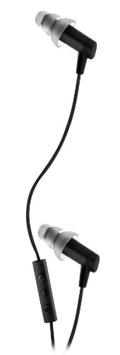 Etymotic ER23-HF3-BLACK HF3 In-Ear Headsetwith 3-Button Remote Control for iPod, iPhone, iPad (Black)