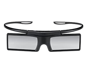 Samsung SSG-4100GB 3D Active Glasses 2012 Models - Black