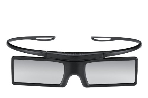Read About Samsung SSG-4100GB 3D Active Glasses 2012 Models - Black