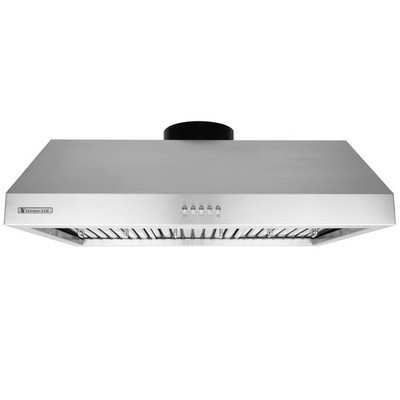 XtremeAir UL11-U30 Under Cabinet Mount Range Hood with 900 CFM Baffle Filters, 30