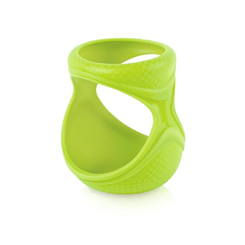 JOOVY Boob Silicone Sleeve, Green, 5 Ounce - 1