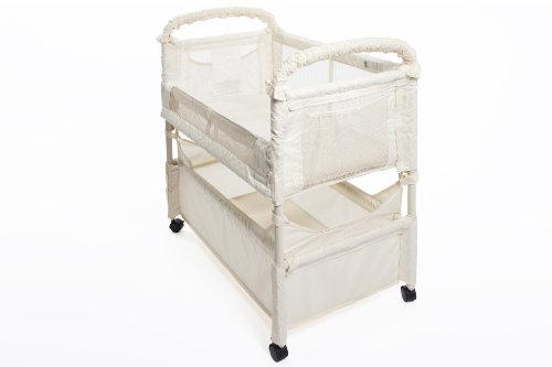 For Sale! Arms Reach Concepts Inc. Co-Sleeper Mini Clear-Vue - Natural