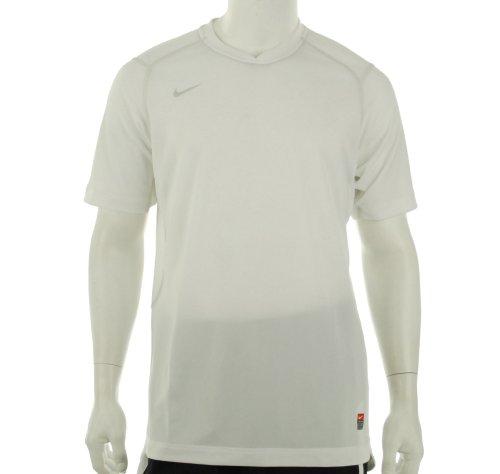 Mens NIKE DRI-FIT Pro Training Crew Neck T-Shirt Top