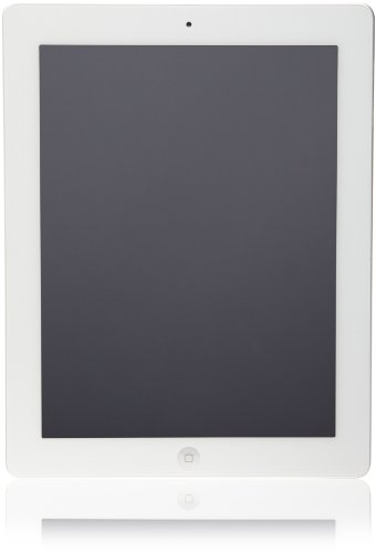 The new iPad, Wi-Fi, 64GB, White