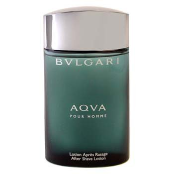 Bvlgari Aqva Pour Homme After Shave Splash - 100ml/3.4oz