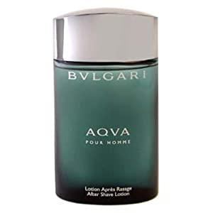 Bvlgari Aqva For Men 3.4oz Aftershave Splash