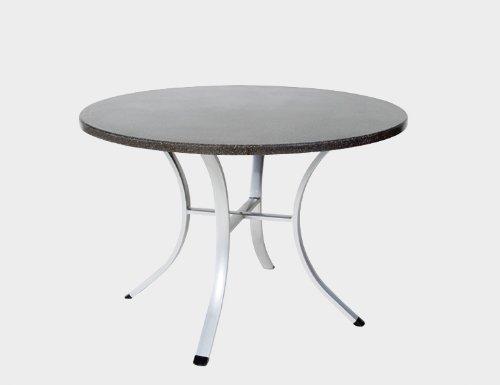 Sun Garden Tischplatte zu Tisch York,  Ø 110 cm, rund