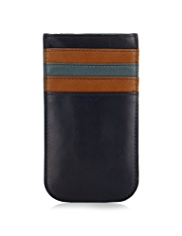 Autograph Leather Phone Slip Case