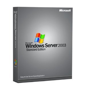 Microsoft Windows Server Standard 2003 - 5 Clients [Old Version]