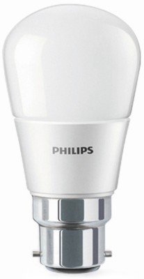 Philips Ace Saver 2.7W 250 L B22 LED Bulb (Crystal White, Pack Of 3)