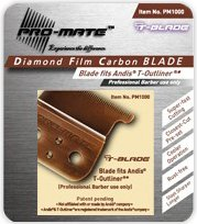 PRO-MATE T-Blade - Fits Andis T-Outliner