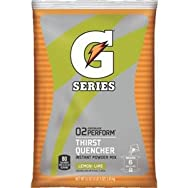 Quaker/Gatorade 03967 Gatorade Powder Sport Drink-51OZ LEMON LIME POWDER