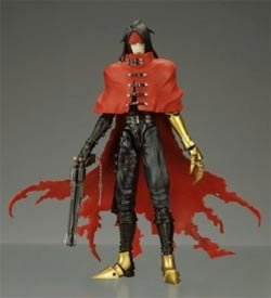 Final Fantasy VII Advent Children Vincent Valentine