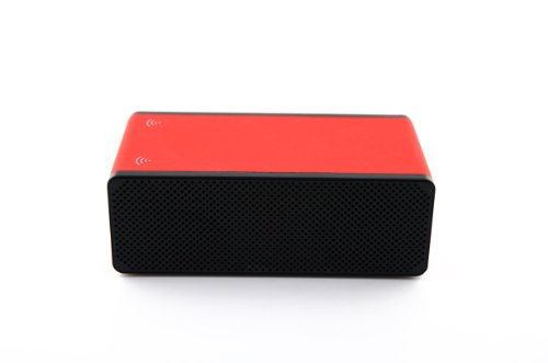 Urge Basics Dropnplay Wireless Speaker-Retail Packaging - Red