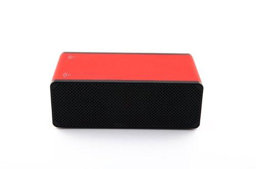 Urge Basics Dropnplay Wireless Speaker-Retail Packaging - Red