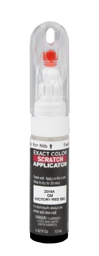 PlastiKote 2018A GM Victory Red BC Scratch Repair Pen (Tamper Paint compare prices)