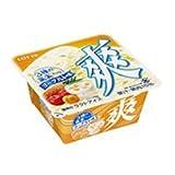 ロッテ 爽 3種の果実入りヨーグルト味 190ml ×18個 (冷凍)