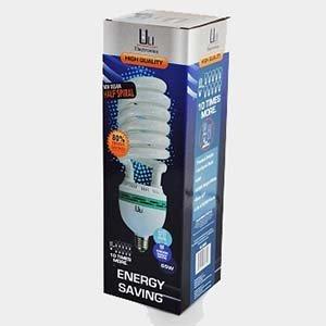 65 Watt Half Spiral Bulb, LB8865