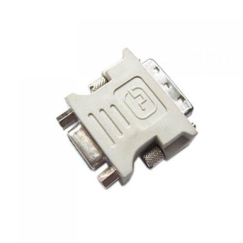 Male DVI-D to Female VGA Adapter (DVI 24+1 Pin)