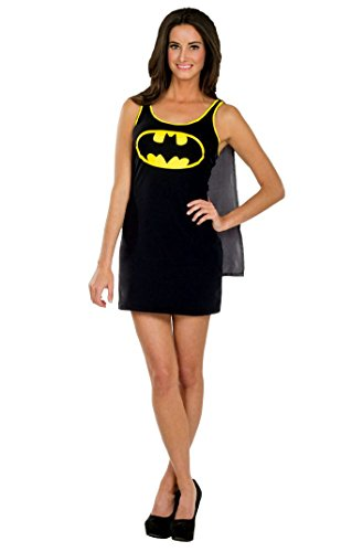 Batgirl DC Comics Batman Logo Women's Tank Dress
