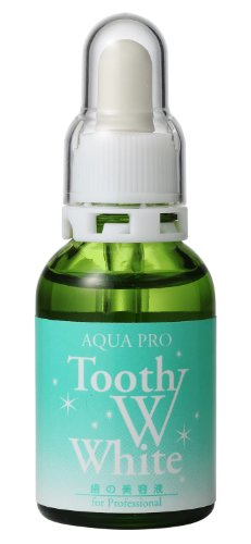 歯の美容液 アクアプロ トゥースホワイト20ml