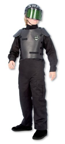 SWAT Child Costume