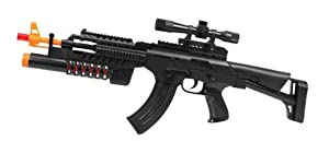 Velocity Toys Lights and Sounds G36 w/ Scope, Grenade Launcher Toy Gun at Sears.com