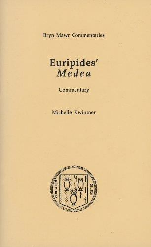Medea (Bryn Mawr Commentaries, Greek)