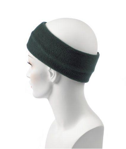 Headband Fleece - Hunter Green
