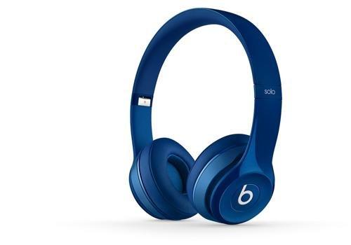Beats Solo 2 Headphones, Blue