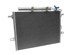 Mercedes w211 (early) A/C Condenser +Receiver VALEO ac air conditioner radiator