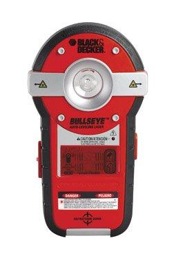 Black & Decker BDL190S BullsEye Auto-Leveling Interior Line Laser / Stud Sensor Combination Tool