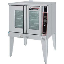 Garland Mco-Ed-10S Electric Convection Oven - Master Series Single Stack, Deep Depth front-607312