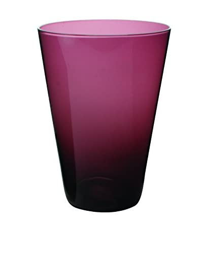 Canvas Home Eau Minerale 8-Oz. Glass in Amethyst