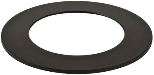 Halo Recessed Trm400Bk 4-Inch Led Accessory Slim Ring, Black