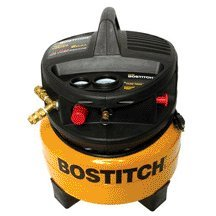 BOSTITCH CAP2000P-OF 6-Gallon 2.0 Peak HP Oil-Free Compressor