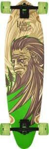 "Landyachtz Bamboo Stout Complete Longboard Skateboard - 10"" x 36"""