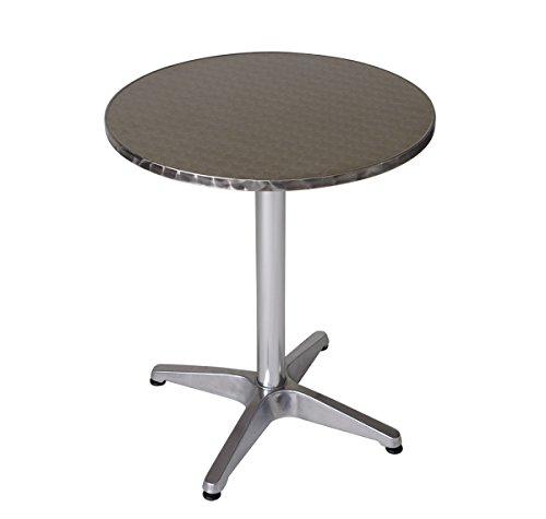 Bistrotisch-aus-Aluminium-Edelstahl-60cm-rund