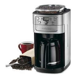 Cuisinart Grind-and-Brew 12-Cup Automatic Coffeemaker,