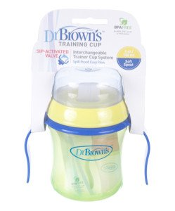 Dr. Browns Training Cup In Blue 1 Piece - 1