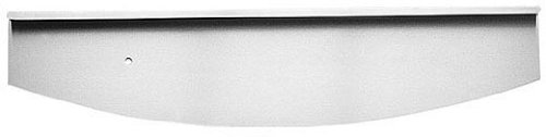 American Metalcraft Pkrs22 Stainless Steel Rocker Pizza Knife, 22-Inch