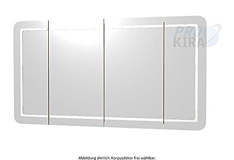 Pelipal Sonic Mirror Cabinet Bathroom Furniture (Si-sps 17)/Comfort N/120 cm