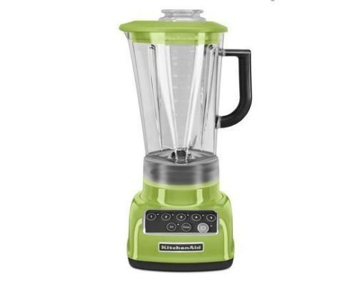 KitchenAid RKSB1570GA 5-Speed Blender with 56-Ounce BPA-Free Pitcher - Green Apple (Certified Refurbished) (Refurbished Small Appliances compare prices)