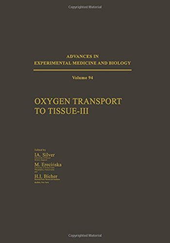 Oxygen Transport to Tissue-III (Advances in Experimental Medicine and Biology)