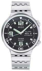 MIDO Herrenuhren-Automatikuhr All Dial Diver  M837045811