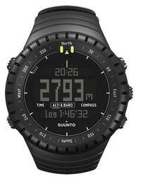 SUUNTO(スント) SUUNTO スントCore All Black (コア・オールブラック)SS014279010 ユニセックス腕時計 (H×W×D)50×50×15mm重量:65g ブラック