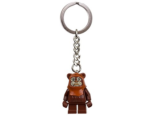 Lego Star Wars Wicket Key Chain - 1