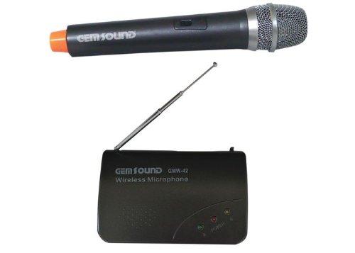 Gem Sound Gmw42A Wireless Microphone System