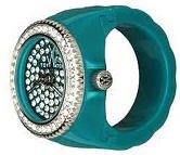 Women's Green Toywatch Toy Ring Plasteramic Watch TR05GR
